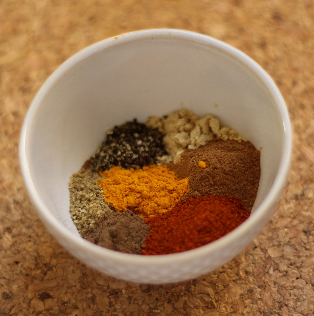 Moroccan Spice Rub - Easy 8-ingredient mix that is delicious for adding exotic flavours #Vegan #Spice